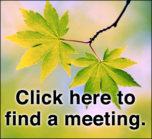 Click here to find a meeting